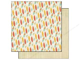 Echo Park Paper 12x12 Paradise Beach Hang Ten (25 piece)