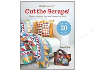 Scrap Therapy Cut The Scraps Book