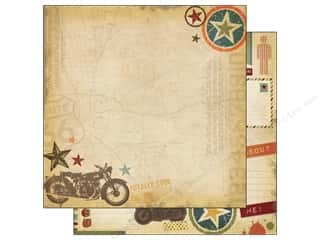 Simple Stories Paper 12 x 12 in. Awesome So Random (25 piece)