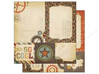 Simple Stories Paper 12 x 12 in. Awesome Quote (25 piece)
