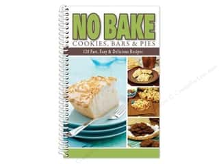 No Bake Cookies, Bars & Pies Book
