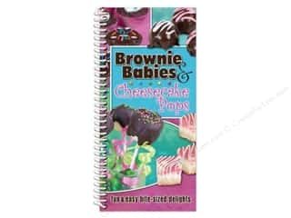 Licensed Products Books & Patterns: CQ Products Brownie Babies & Cheesecake Pops Book