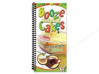 CQ Products: CQ Products Booze Infused Cakes Book