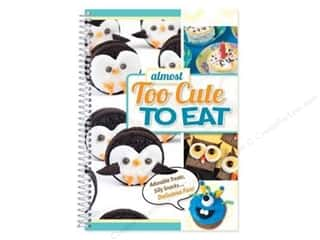Books & Patterns Birthdays: CQ Products Almost Too Cute To Eat Book