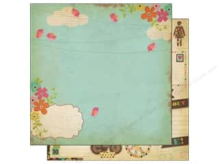 Simple Stories Paper 12 x 12 in. Fabulous All About Me (25 piece)