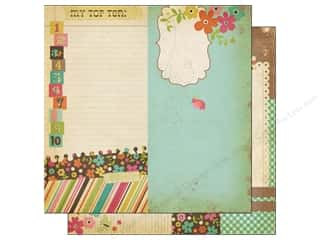 Simple Stories Paper 12 x 12 in. Fabulous Page Elements (25 piece)