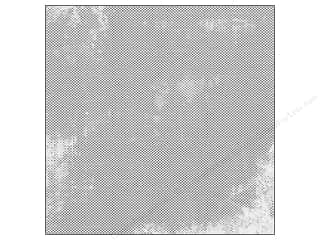 Bazzill Paper 12x12 Antique Micro Dot 25pc