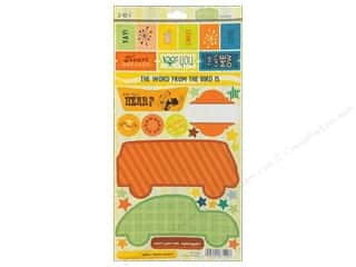 Scrapbooking: SEI Sticker Cardstock Mayberry