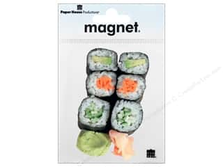 Magnets Gifts & Giftwrap: Paper House Magnet Sushi