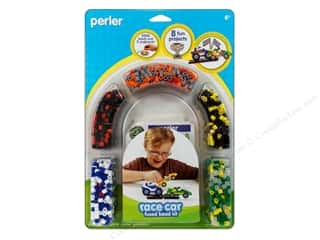Perler Fused Bead Kit Race Car