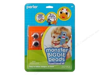Perler Animals: Perler Fused Bead Kit Biggie Monster