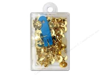 Lint Removers Sewing Construction: Clover Brass Tacks with Remover Brass Tacks