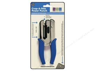 Weekly Specials: We R Memory Crop-A-Dile Power Punch 1/16""
