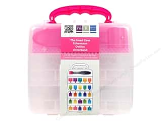 We R Memory Keepers We R Memory Sew Easy: We R Memory Sew Easy Head Case Storage