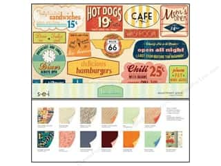 "SEI Assortment Pack 12""x 12"" Mayberry"