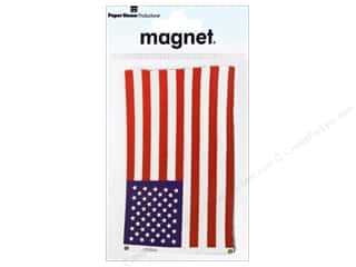 Magnets: Paper House Magnet Flag
