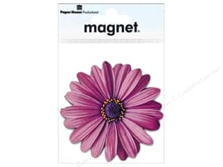 Magnets Flowers: Paper House Magnet African Daisy