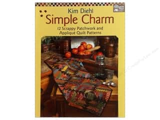 That Patchwork Place Gifts: That Patchwork Place Simple Charm Book