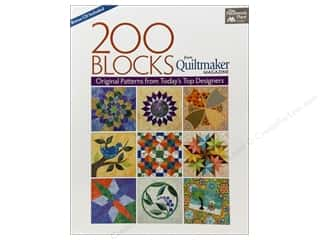 Weekly Specials Kool Tak Sparkles Set: 200 Blocks From Quiltmaker Magazine Book