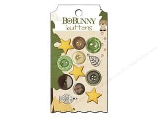 Bo Bunny Buttons 12 pc. Camp-A-Lot