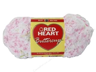 Red Heart Buttercup Yarn #4930 Cutie Pie