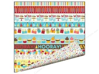Imaginisce: Imaginisce Paper 12x12 Hello Cupcake Let's Party (25 piece)