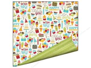Imaginisce: Imaginisce Paper 12x12 Hello Cupcake Celebrate You (25 piece)