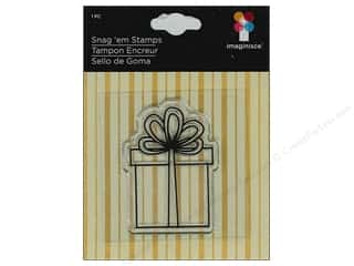 Imaginisce Snag &#39;em Stamp Hello Cupcake Gift