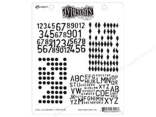 Ranger Dylusions Stamp Rubber Basic Backgrounds