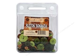 Buttons Galore Button Bonanza 1/2 lb. Campy