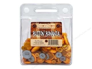 Buttons Galore & More Buttons Galore Button Bonanza 1/2 lb: Buttons Galore Button Bonanza 1/2 lb. Sunflower