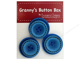 Buttons Galore Grannys Button Stitch Blueberry