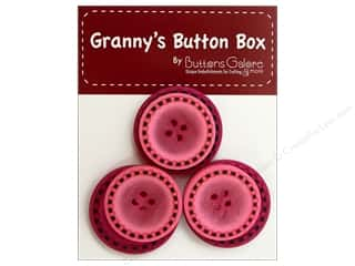 Buttons Galore Grannys Button Stitch Berry