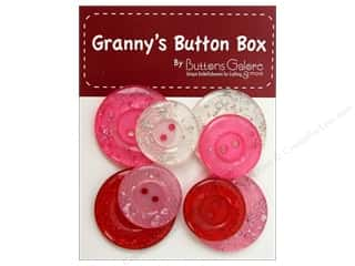 Buttons Galore Grannys Button Glitter Sweetie