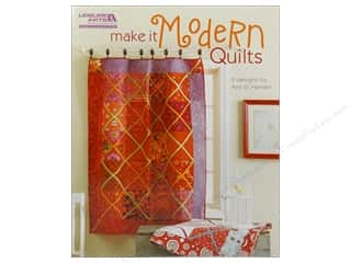 Leisure Arts Clearance Patterns: Leisure Arts Make It Modern Quilts Book