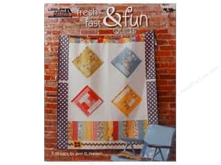 Leisure Arts Fresh, Fast & Fun Quilts Book