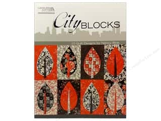 Leisure Arts City Blocks Book