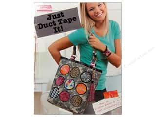 Brand-tastic Sale We R Memory Keepers: Just Duct Tape It Book