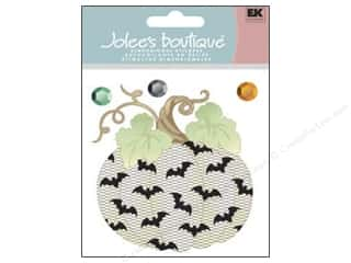 Jolee&#39;s Boutique Sticker Lace Pumpkin