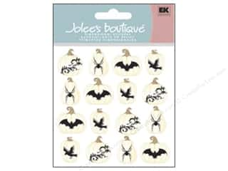 Jolee's Boutique Stickers White Pumpkin Repeats