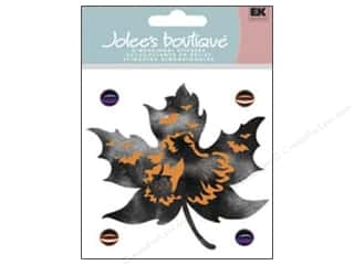 Halloween Spook-tacular EK Jolee's Boutique: Jolee's Boutique Stickers Die Cut Leaf