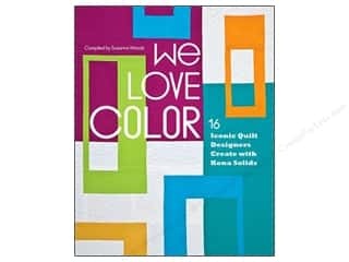 Stash By C&T We Love Color Book