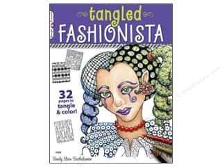 paper craft books: Tangled Fashionista Book