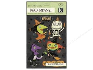Foam Children: K&Company Grand Adhesions 3D Spooky