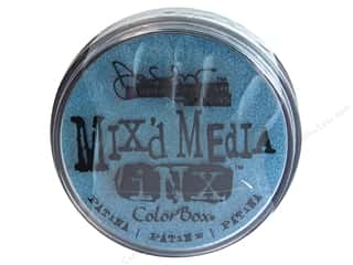 Weekly Specials ColorBox Mixd Media: ColorBox Mix&#39;d Media Inx Pad D Salazar Patina