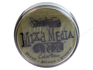Weekly Specials ColorBox Mixd Media: ColorBox Mix&#39;d Media Inx Pad D Salazar Mossy