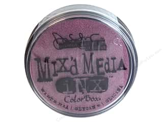 Weekly Specials ColorBox Mixd Media: ColorBox Mix&#39;d Media Inx Pad D Salazar Wisteria