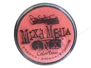 Clearance ColorBox Mix'd Media Inx: ColorBox Mix'd Media Inx Pad by Donna Salazar Peaches