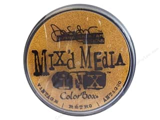 Clearance ColorBox Mix'd Media Inx: ColorBox Mix'd Media Inx Pad by Donna Salazar Vintage