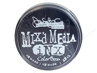 Weekly Specials ColorBox Mixd Media: ColorBox Mix'd Media Inx Pad by Donna Salazar Indigo